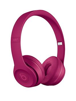 Beats by Dr Dre Beats By Dr Dre Solo 3 Wireless On-Ear Headphones -  ... Picture