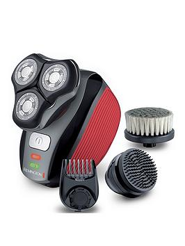 remington-remington-xr1410-flex360nbspelectric-shaver-amp-grooming-kit-with-free-extended-guarantee