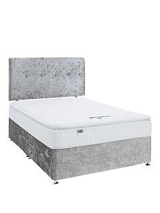 luxe-collection-from-silentnight-francesca-1000-pillowtopnbspsuper-king-divan-bed-with-storage-options-includes-headboard