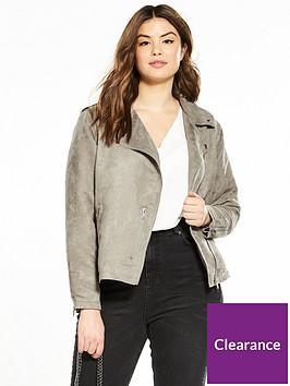 v-by-very-curve-zippernbspsuedettenbspbiker-jacket-grey