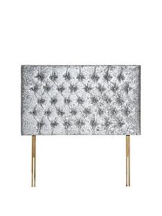 luxe-collection-from-silentnight-florence-fabricnbspheadboard-silver