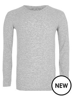river-island-boys-marl-grey-ribbed-long-sleeve-t-shirt