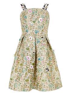 river-island-girls-cream-floral-jacquard-prom-dress