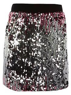 river-island-girls-pink-sequin-ombre-skirt