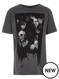 river-island-boys-dark-grey-skull-print-t-shirt