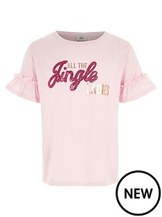 river-island-girls-pink-039jingle039-sequin-christmas-t-shirt