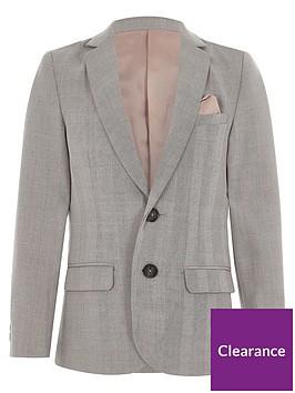 river-island-boys-grey-check-suit-blazer