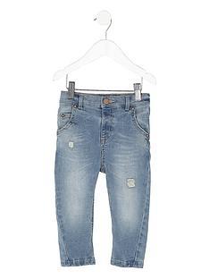 river-island-mini-boys-light-blue-tony-ripped-slouch-jeans