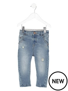 river-island-mini-boys-light-blue-tony-ripped-slouch-jeans
