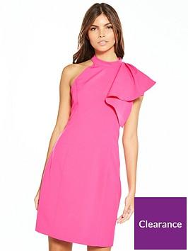 vero-moda-jinxs-dress-with-shoulder-ruffle-detail