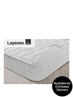 layezee-layezee-addison-800-pocket-king-memory-mattress