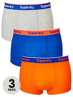 Superdry 3pk Sport Trunk