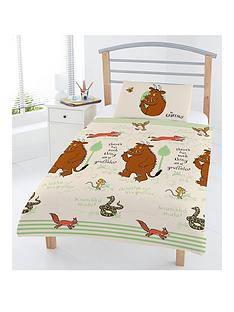 the-gruffalo-woodland-scene-junior-duvet-cover-set