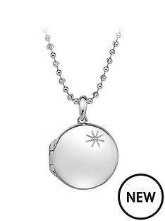 hot-diamonds-sterling-silver-memoirs-diamond-circle-pendant