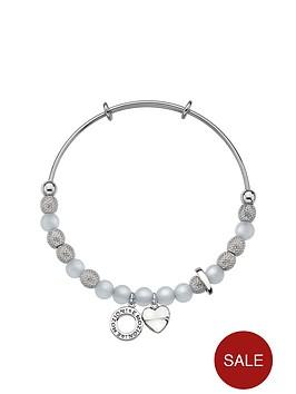 emozioni-silver-platednbspula-heart-bangle
