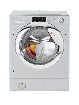Hoover Hoover H-Wash 300 Hbwm914Dc 9Kg Load, 1400 Spin Integrated Washing  ... Picture