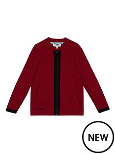 baker-by-ted-baker-boys039-red-knitted-zip-through-sweater