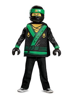 LEGO Movie Lloyd Dress Up Costume  sc 1 st  Littlewoods & Lego | Kids fancy dress costumes | Toys | www.littlewoods.com