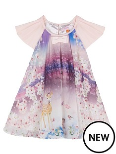 baker-by-ted-baker-girls039-multi-coloured-woodland-scene-pleated-dress
