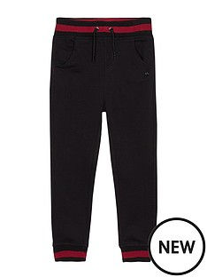 baker-by-ted-baker-boys039-navy-textured-jogging-bottoms
