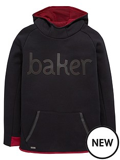 baker-by-ted-baker-boys039-black-logo-applique-hoodie