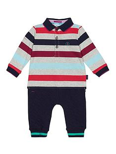 baker-by-ted-baker-baby-boys039-multi-coloured-striped-polo-shirt-and-jogging-bottoms-outfit