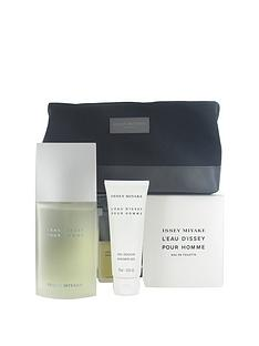 issey-miyake-leau-dissey-pour-homme-125ml-edt-75ml-shower-gel-bag-gift-set