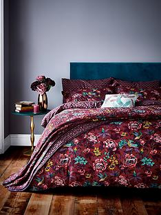 va-oriental-peony-cotton-duvet-cover-set