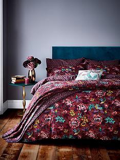 va-oriental-peony-cotton-duvet-cover-set