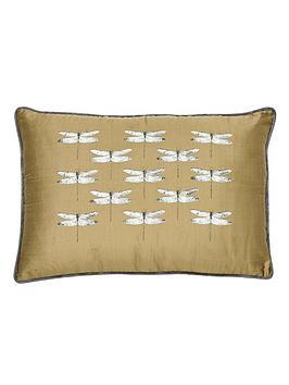 harlequin-demoiselle-silk-cushion