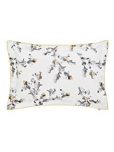 joules-mono-blossom-100-cotton-percale-180-thread-count-oxford-pillowcase