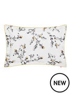 joules-mono-blossom-oxford-pillowcase