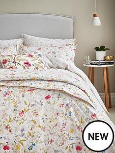 va-botanica-100-cotton-bedspread-throw-ndash-natural