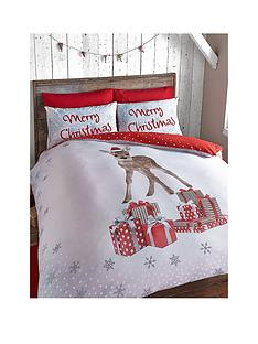 catherine-lansfield-christmas-deer-cotton-rich-duvet-cover-set