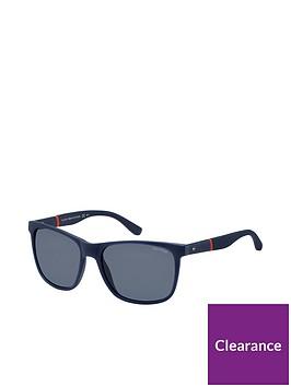 tommy-hilfiger-tommy-hilfiger-blue-rectangle-logo-arm-sunglasses