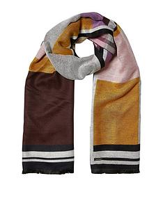 river-island-pink-blanket-scarf
