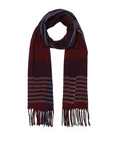 river-island-red-check-scarf