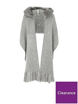 river-island-grey-faux-fur-hood-scarf