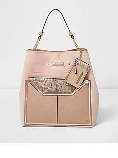 river-island-neutral-scarf-slouch-bag