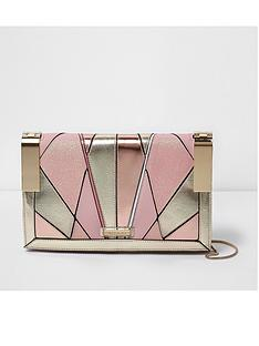river-island-river-island-pink-glitter-cutabout-cross-body-bag