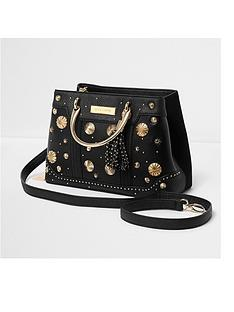 river-island-black-embellished-tote-bag
