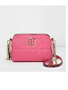 river-island-river-island-triple-compartmeny-quilt-pink-cross-body-bag