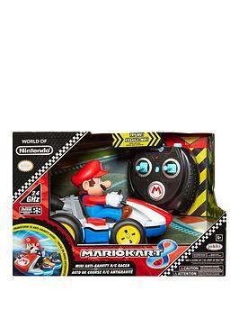 Mario Mario Super Mario Kart 8 Mini Anti Gravity R/C Racer Picture