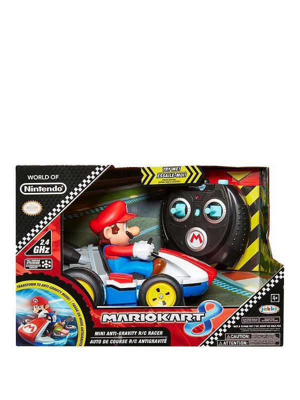 Super Mario Kart 8 Mini Anti Gravity R/C Racer
