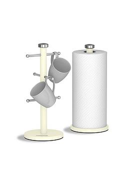Morphy Richards Morphy Richards Accents Mug Tree And Towel Pole Set  ... Picture