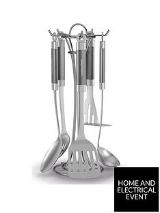 morphy-richards-accents-5-piece-tool-set-titanium