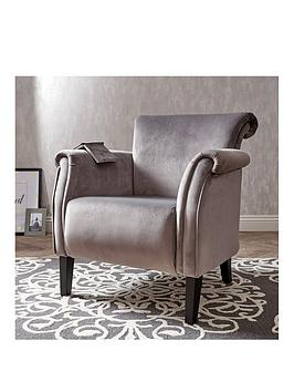 Very New Luxor Fabric Accent Chair Picture