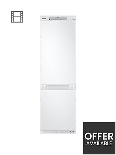 samsung-brb260000wweu-60cmnbspwide-integrated-frost-free-fridge-freezer-with-total-no-frost-white