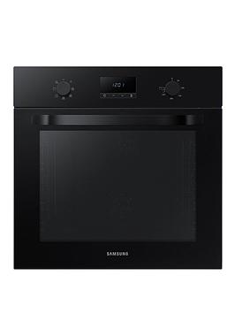 Samsung Samsung Nv70K1340Bb/Eu 60Cm Single Oven With With Dual Fan - Black Picture