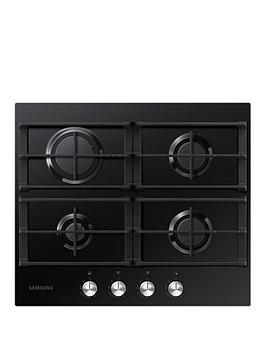 samsung-na64h3000akeu-60cmnbspgas-hob-with-powerful-heat-black